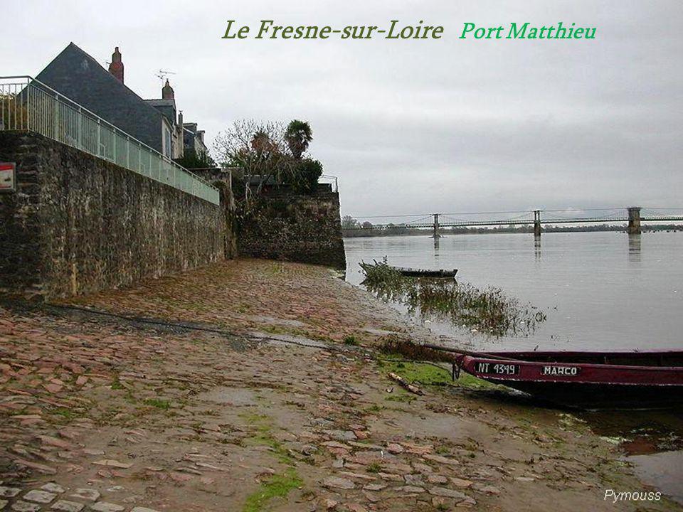 Le Fresne-sur-Loire Port Matthieu