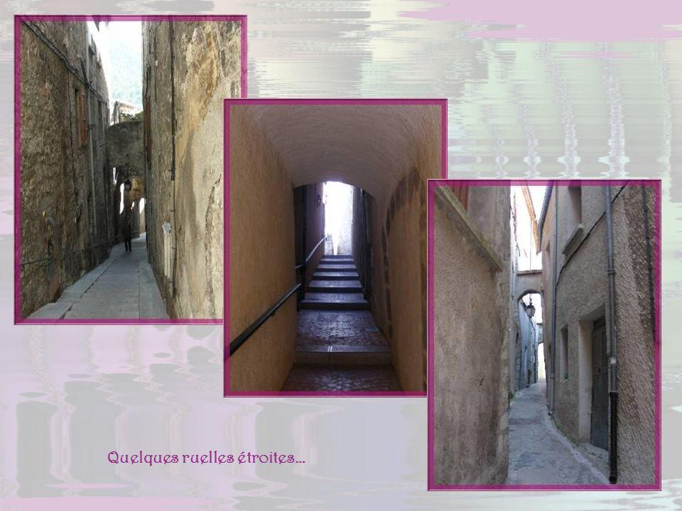 Elles arborent de magnifiques portes sculptées. Beaucoup de maisons des XVIe et XVIIe siècles dans ce quartier, une datant même du XIIIe.