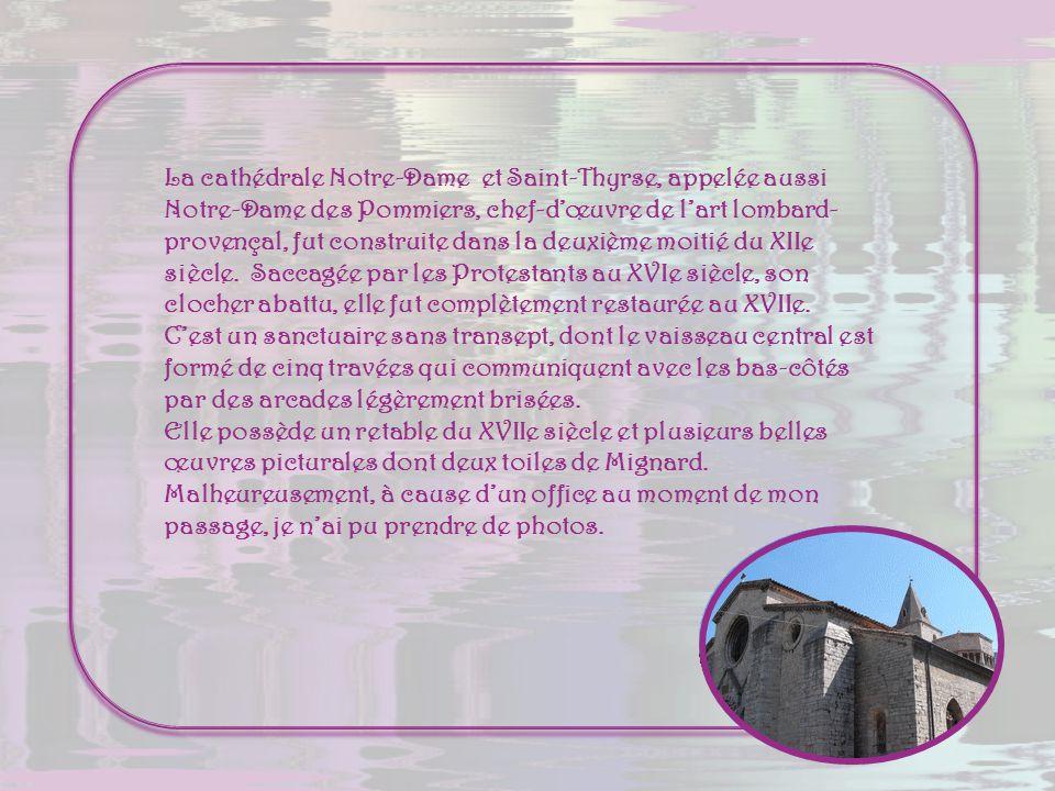 Avec 18 mètres de hauteur, elles sont les plus hautes tours denceinte en France.