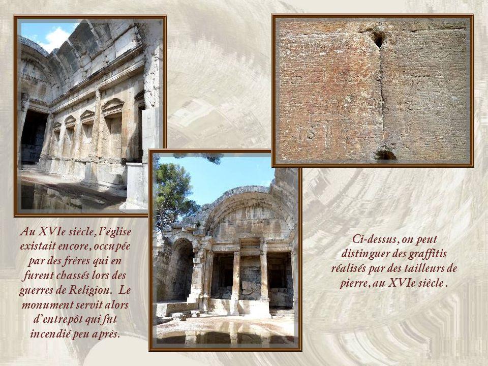 Bien sûr, cette Diane chasseresse nest pas contemporaine du Temple de Diane qui date de la fin du Ier siècle… Ce temple romain était dédié au culte impérial.