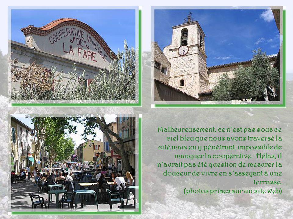 La Fare les Oliviers est un village situé à mi-chemin entre Aix-en-Provence et Salon-de-Provence. Comme son nom le laisse deviner, son histoire est ét