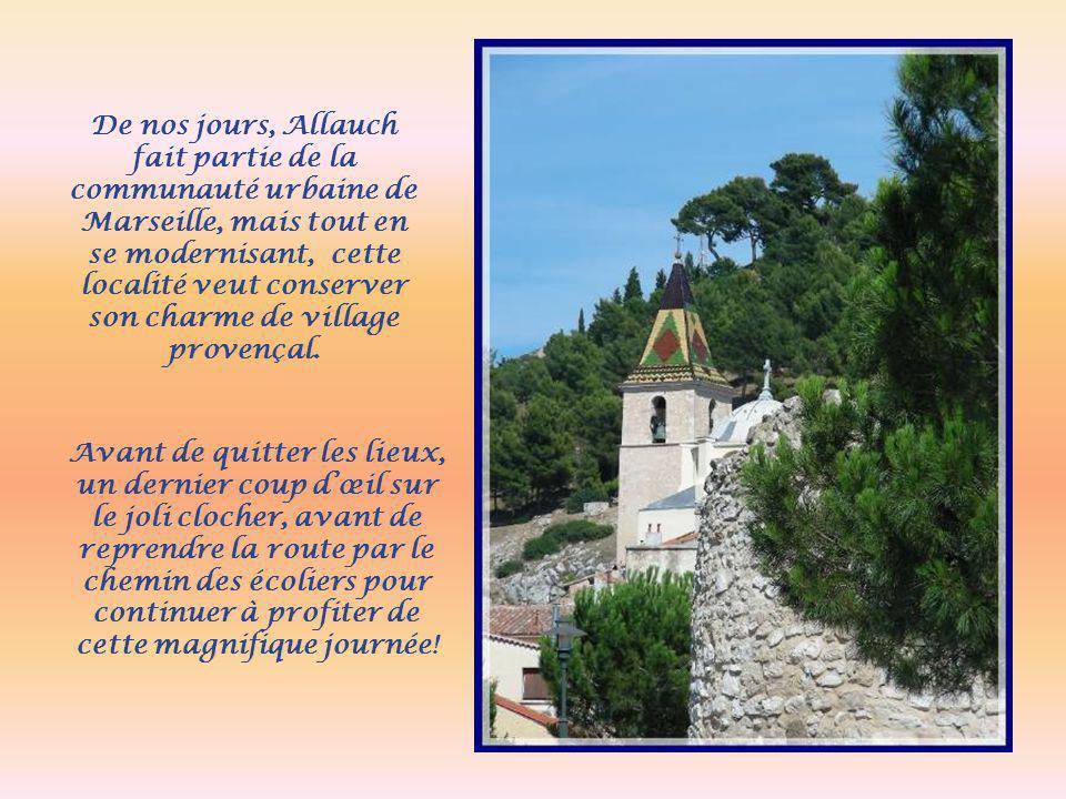 Vue, sans doute, prise de Notre-Dame du Château…