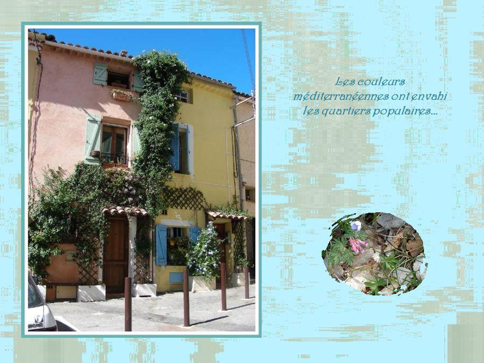 Située dans une région vinicole, Fréjus possède cette coopérative.