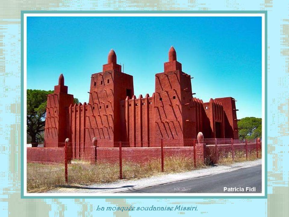 La mosquée soudanaise Missiri.