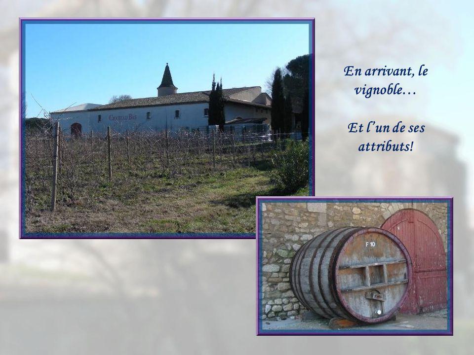 Nous atteignons Château Bas, qui fut érigé en 1442, mais restauré, largement, au XVIIe siècle.