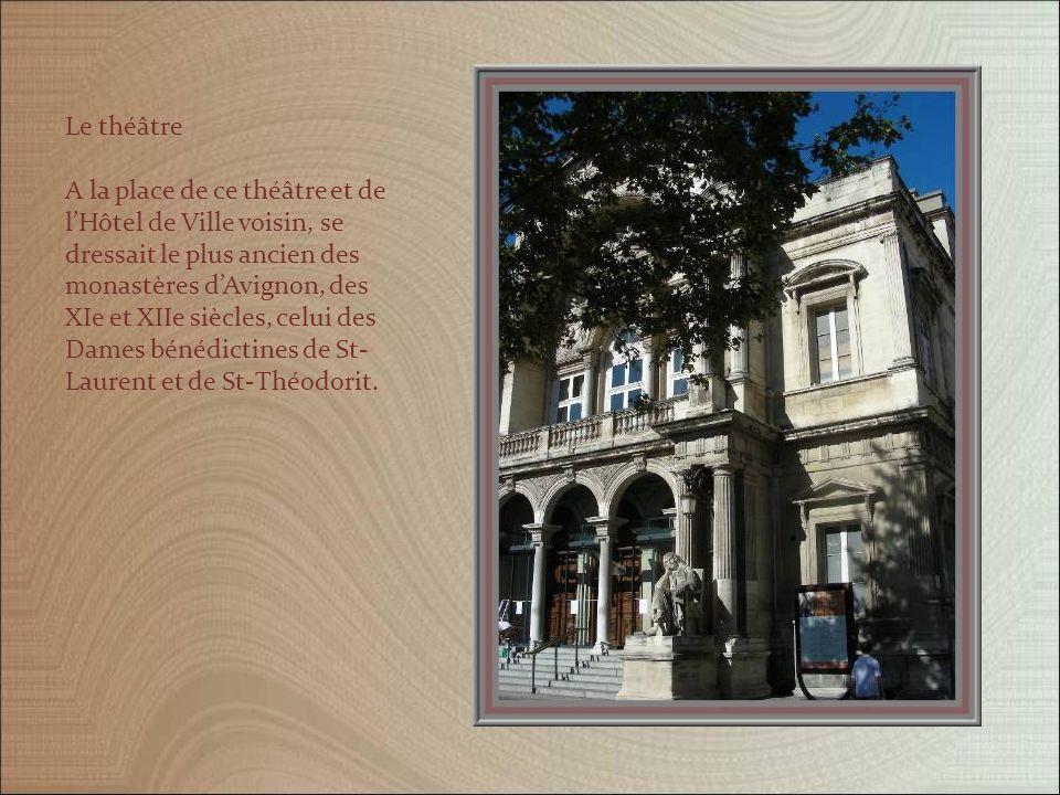 Dans une courbe du Rhône, la ville intra-muros est lovée.