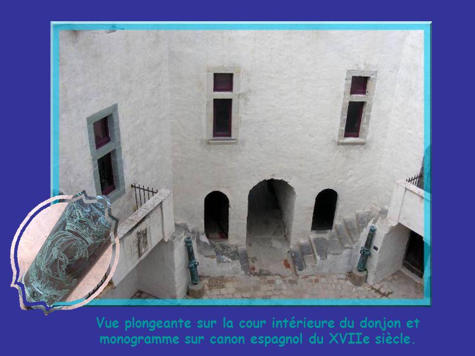 La terrasse du donjon