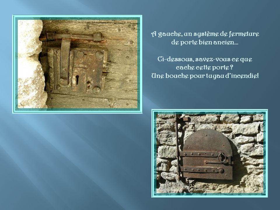 Et bien sûr, toujours des maisons dun autre âge… Quels trésors darchitecture cachent- t-elles derrière leurs façades ?