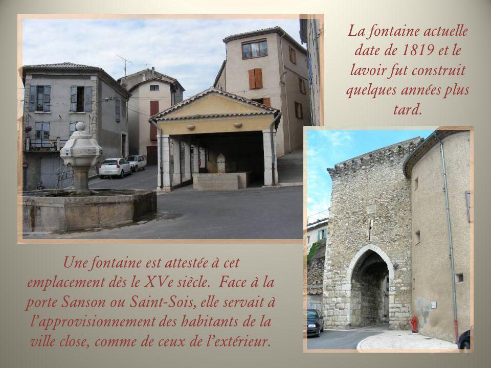 Fondée au Ier siècle, Riez est la plus antique cité de la région, ce dont témoignent encore les quatre colonnes.