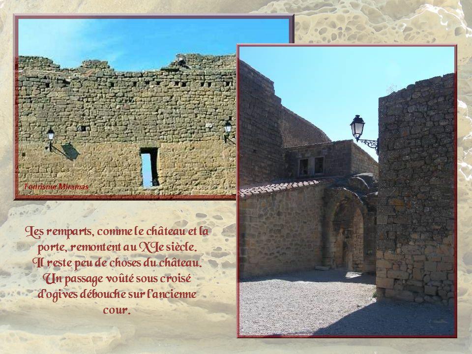Il y eut, à Miramas, un oppidum gallo-romain, mais on ne trouve des traces du village, dans des écrits, quau XIIe siècle. Daprès certains, son nom vie