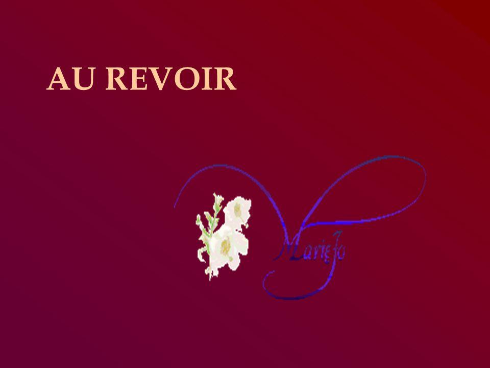 Musique : Storie Di tutti U Giorni Richard Clayderman et Francis Goya Photos et réalisation : Marie-Josèphe Farizy-Chaussé Septembre 2006