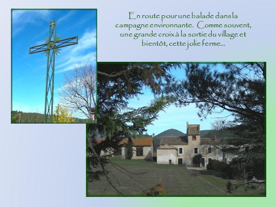 Léglise Saint-Pierre, au clocher massif, fut construite vers le XIe ou le XIIe siècle et restaurée au XVIIe.