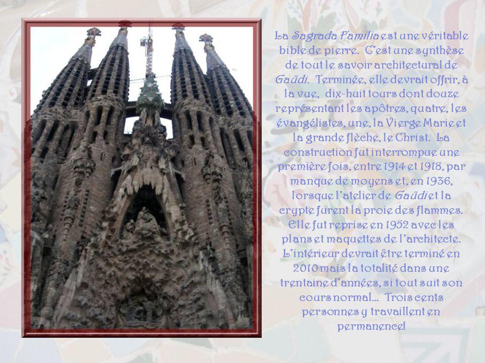 Cest en 1869, que le fondateur de lAssociö Josefina, dédiée à la dévotion à Saint-Joseph, eut lidée de faire ériger un temple sous le vocable de la Sa