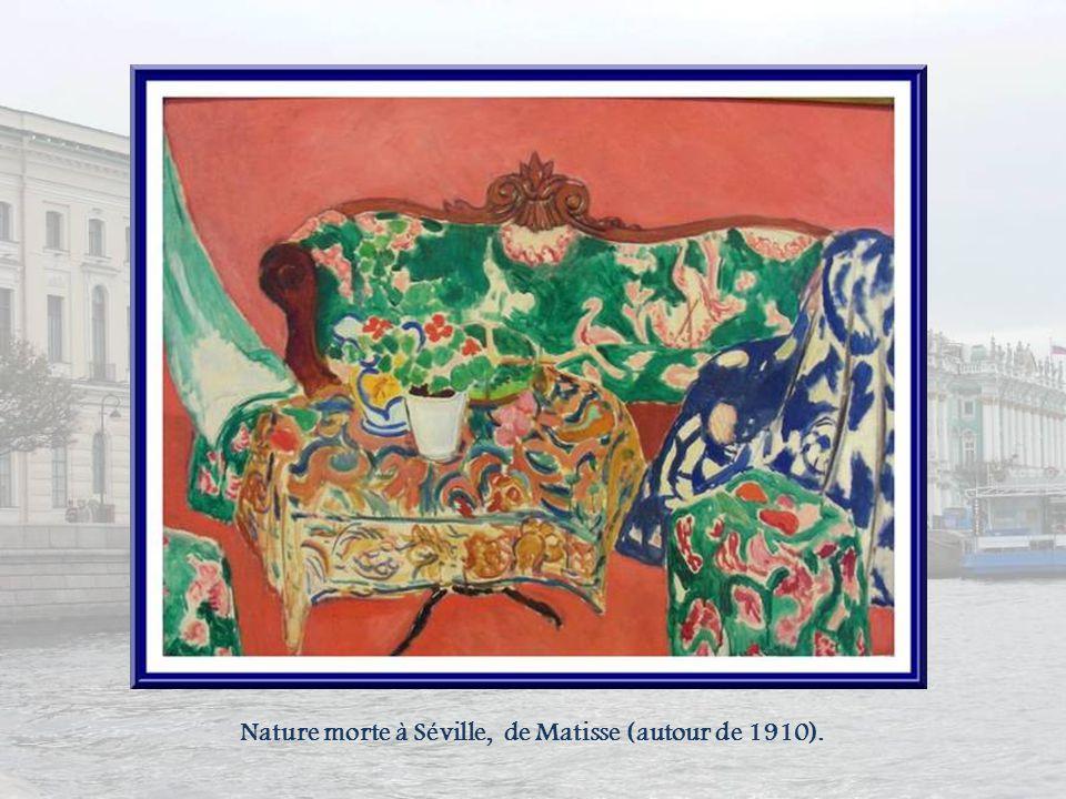 De Van Gogh, les Chaumières (1890).