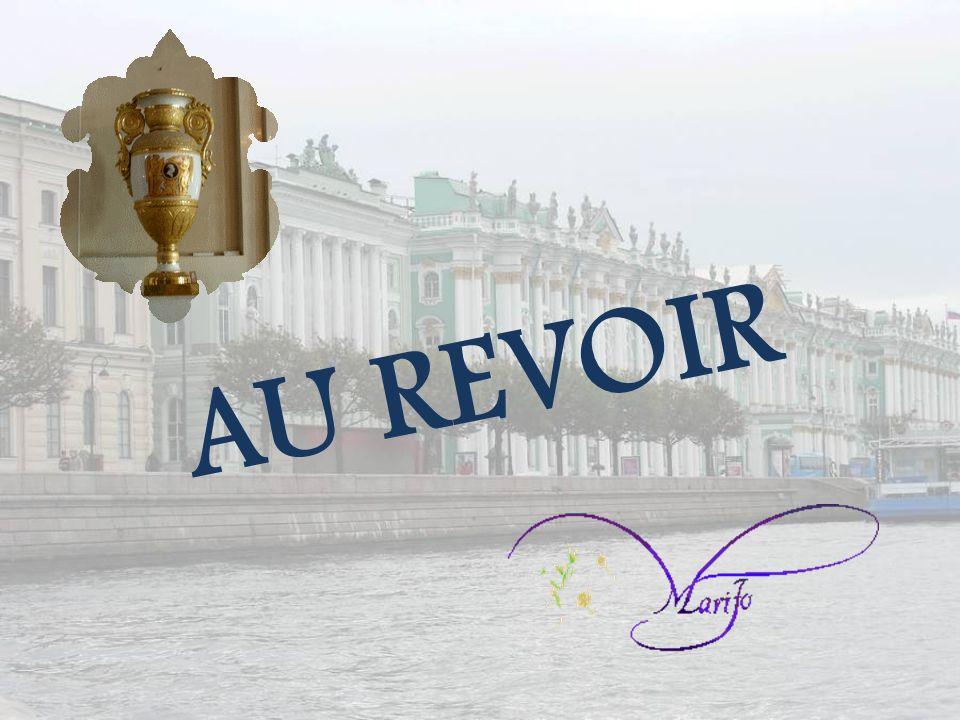 Musique : Tchaïkovsky – Sérénade en Ut majeur Op.48 - II - Valse Informations : Guide Nelles Moscou Saint-Pétersbourg, livret touristique Saint-Péters