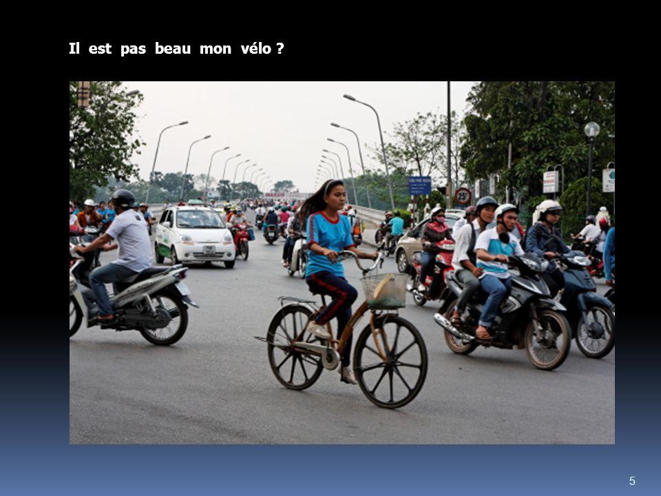 Il est pas beau mon vélo ? 5