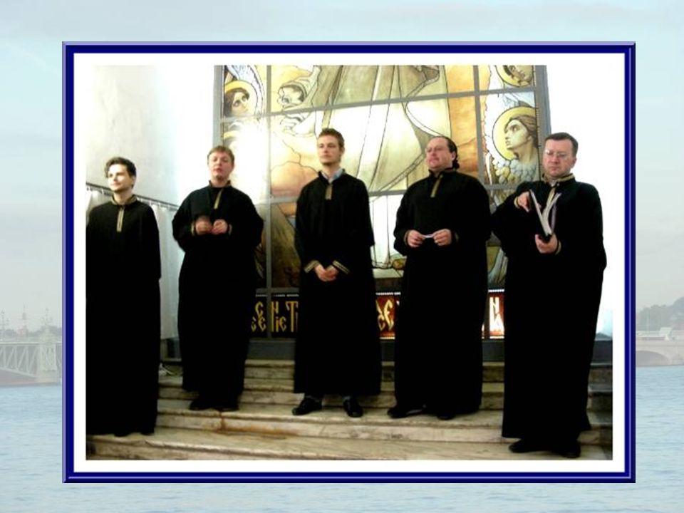 Avant de quitter la forteresse, nous pouvons assister à un dernier concert de musique religieuse.