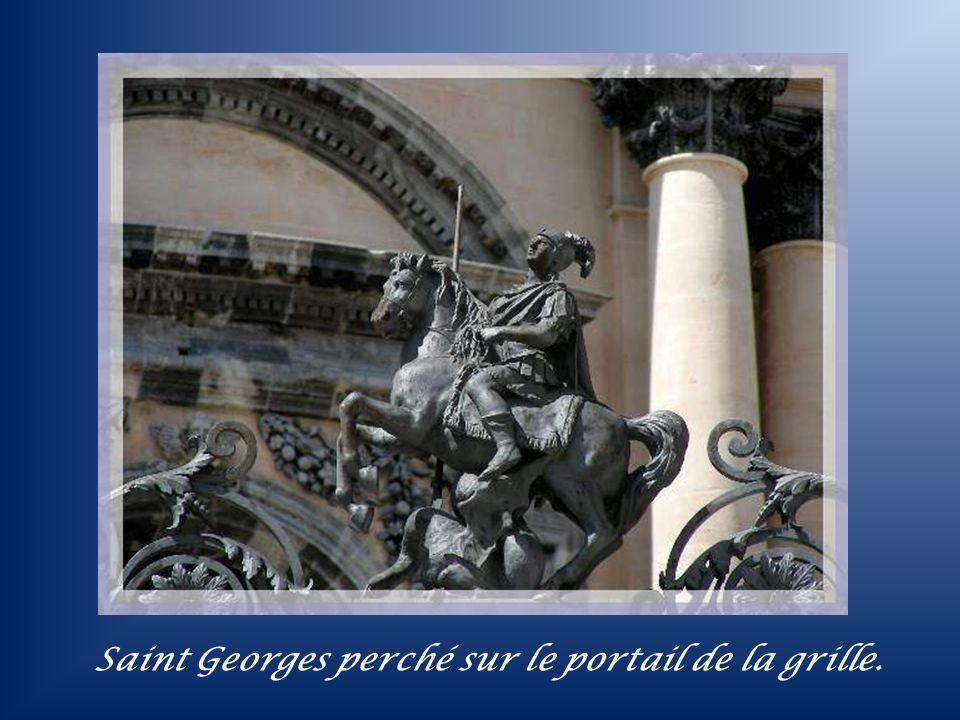 Léglise Saint-Georges.