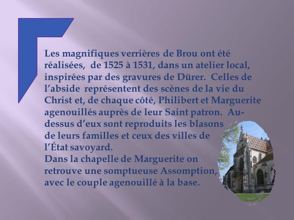 Tombeau de Marguerite dAutriche