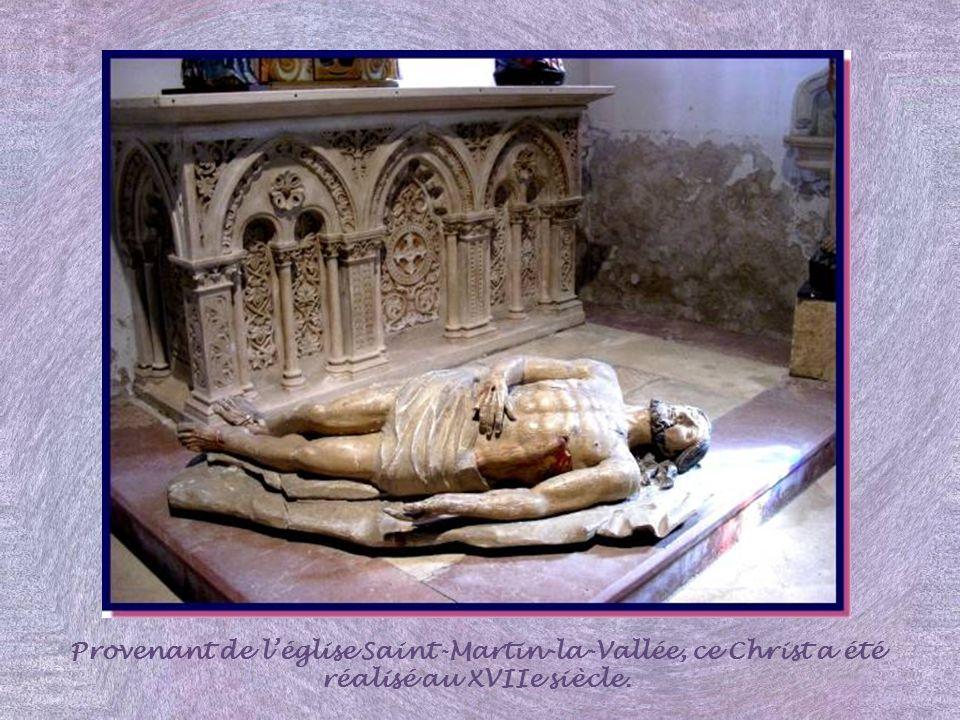 Saint Fiacre Saint Jacques le Majeur (XVIe) Saint Sebastien (XVIIe)