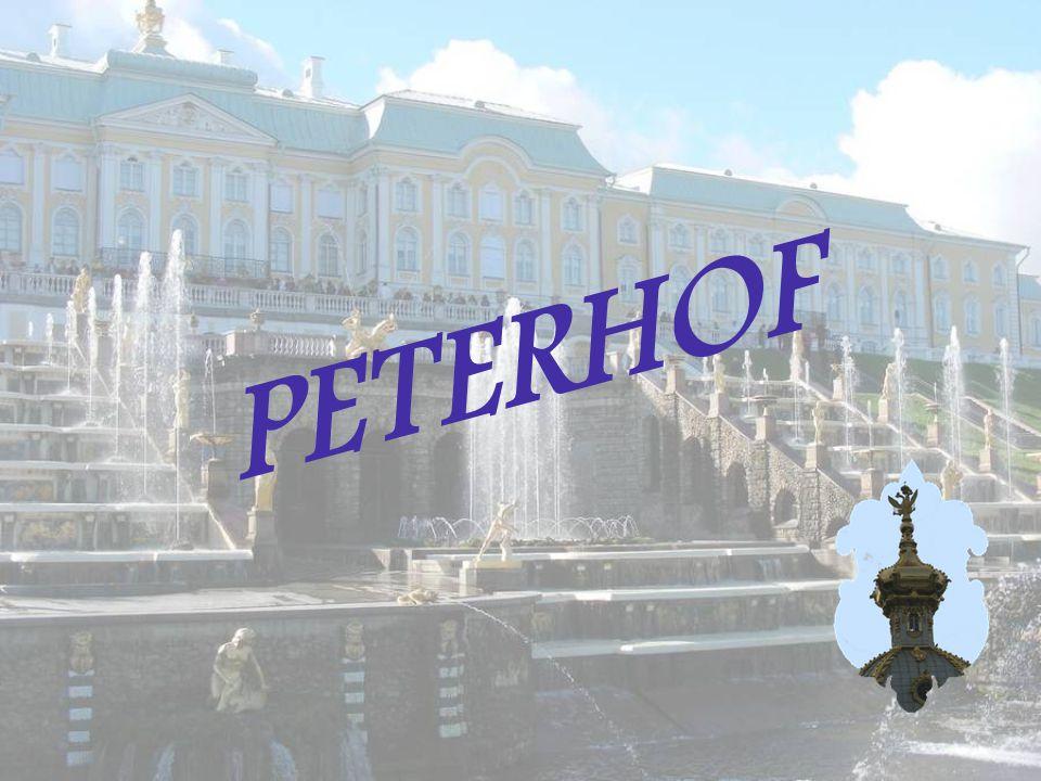 Musique : Tchaïkovsky - Valse – Ere romantique Informations : Guide Nelles Moscou Saint-Pétersbourg, livret touristique Peterhof acheté sur place, Guides Mondéo - Moscou et Saint-Pétersbourg, différents sites Web.