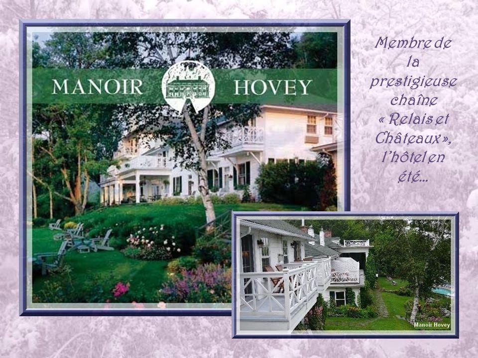 En 1900, Henry Atkinson, propriétaire du réseau électrique dAtlanta, choisit de se construire, en bordure du lac, une magnifique demeure, The Birches, inspirée de celle de Georges Washington à Mount Vernon.