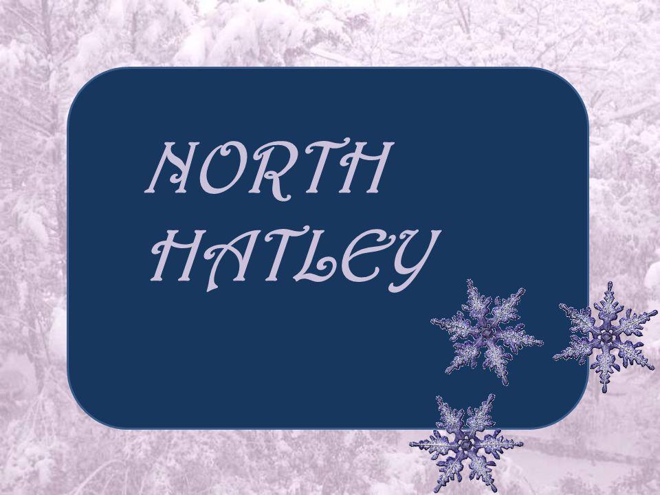 Cest à regret que je présente North Hatley, à peu près uniquement en hiver…