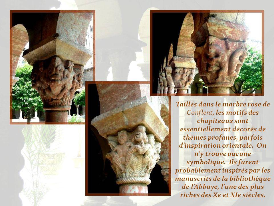 Le sculpteur Barnard ne put transporter tous les chapiteaux achetés. La population se mobilisa pour la conservation de ceux qui se trouvaient dans lét