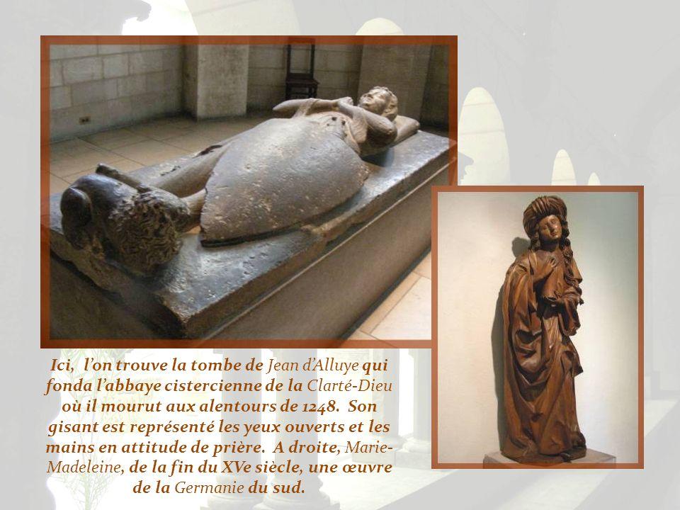 La fresque du dragon, ci-dessous, provient dun monastère près de Burgos, en Espagne, et fut réalisée après 1200. Celle du chameau, de la même époque,
