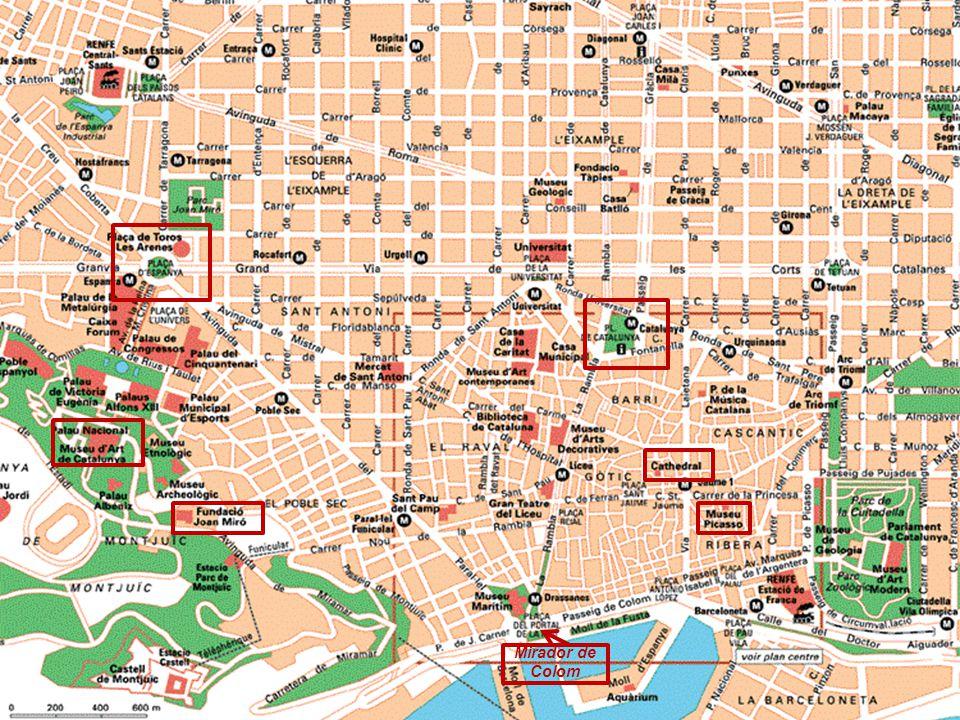 Barcelone, la rivale de toujours de Madrid, est une ville très dynamique.