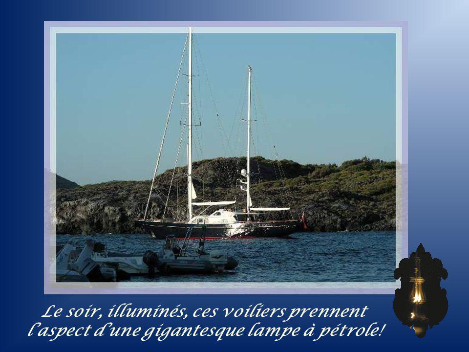 Et voici Lipari, la plus grande des îles.