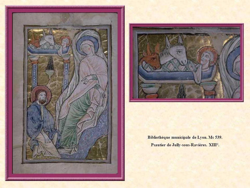 B.N.F.Ms latin 10514. Evangéliaire de Poussay. Allemagne X°.