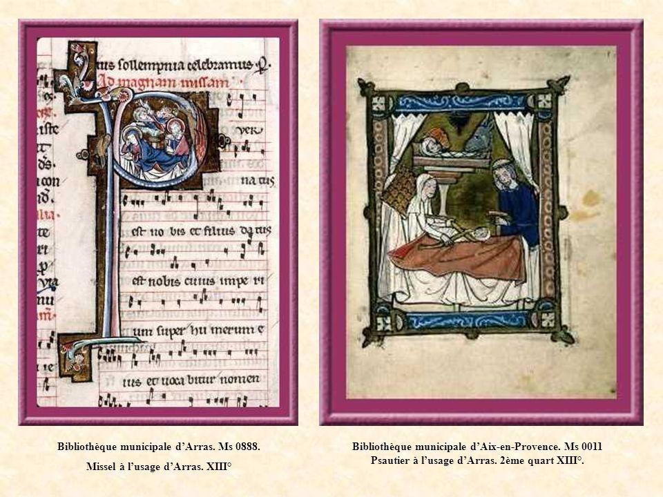B.N.F. Ms Nouvelle Acquisition Français 16251. Livre dimages de Madame Marie. XIII° (1285-1290)
