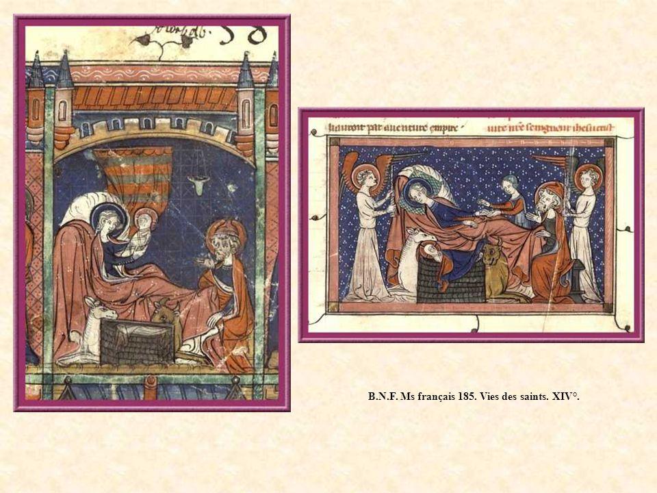 Bibliothèque municipale de Lyon.Ms 1351. Brevieri damor.