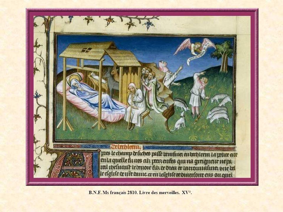 Bibliothèque municipale de Lyon. Ms 574. Livre dheures et bréviaire à lusage de Paris. XV° ( 1411 )