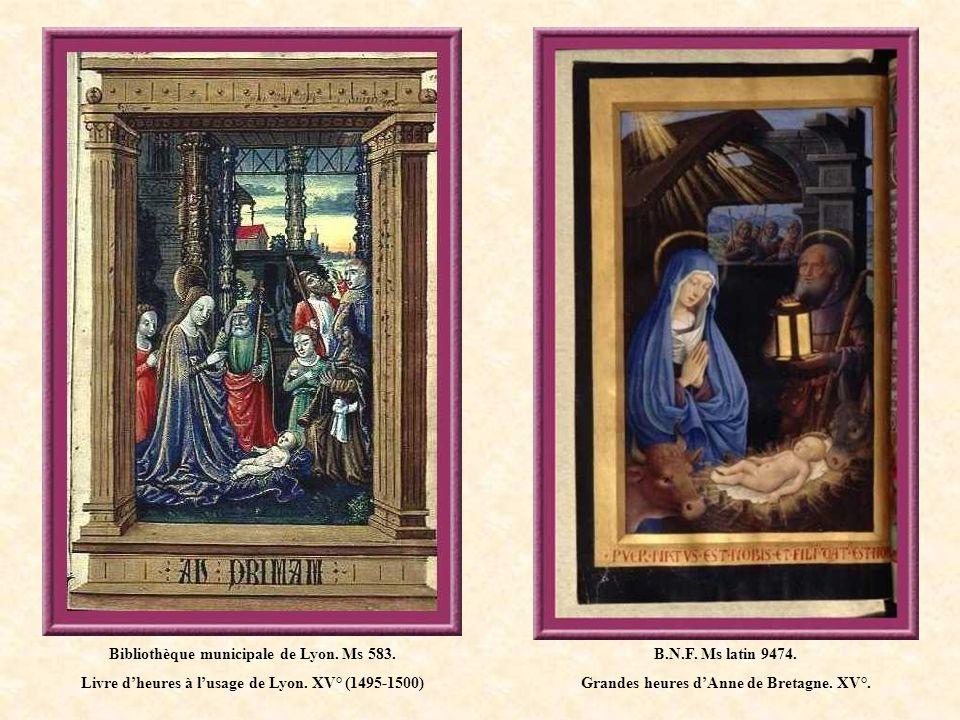 B.N.F. Ms français 50. Speculum historiale. XV° (1463)