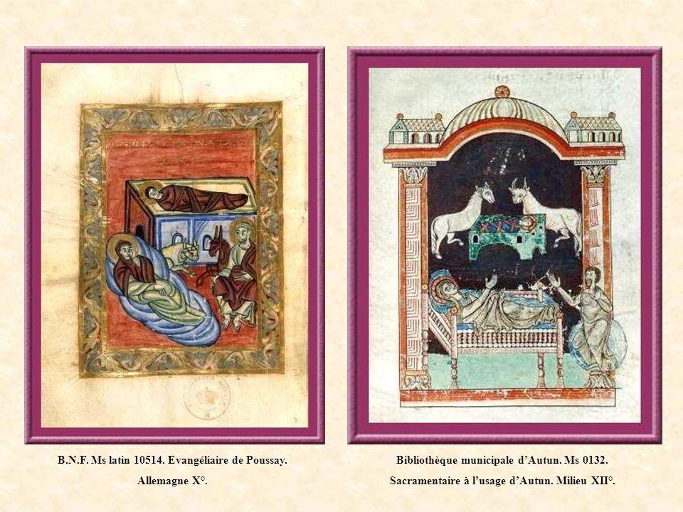 Bibliothèque municipale de Lyon. Ms 5123. Missel romain dit Missel dAttavante. XV° (1483)
