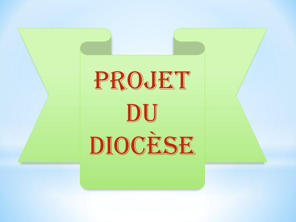 Projet du diocèse