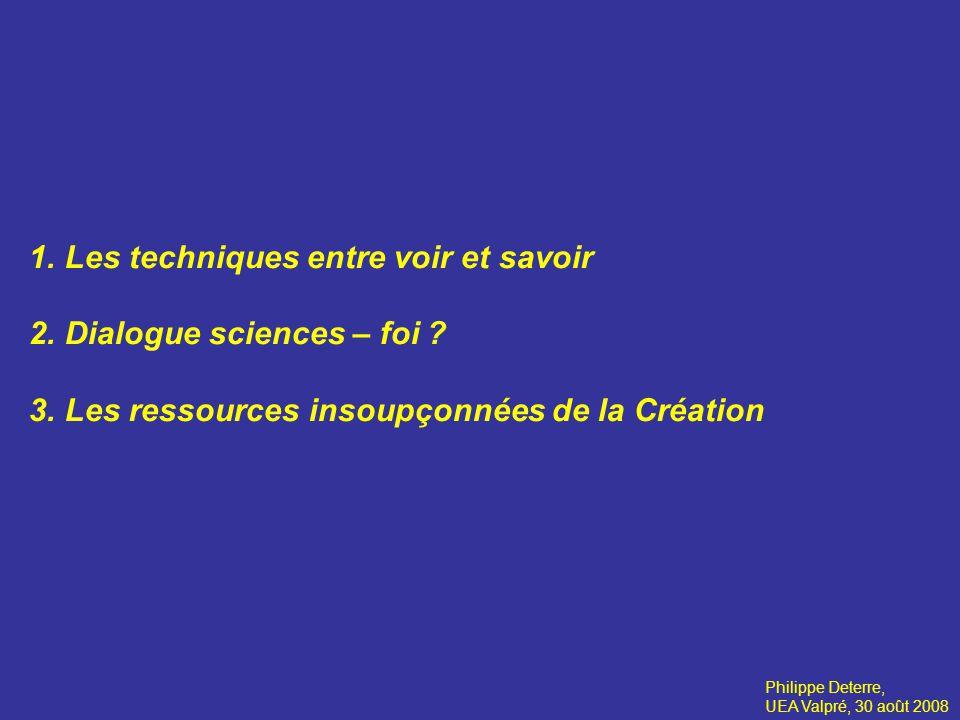 Les différents types possibles de cellules souches induites, leurs avantages et leurs inconvénients Nature Reviews Molecular Cell Biology, sept 2008 Philippe Deterre, UEA Valpré, 30 août 2008
