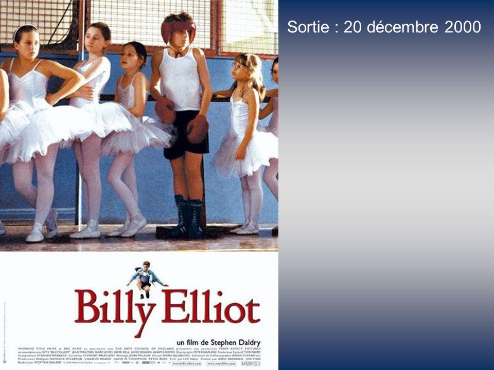 Sortie : 20 décembre 2000
