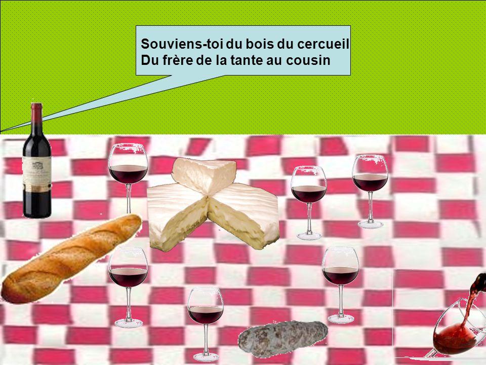 Les saucissons fondent à vue d œil Les langues claquent avec entrain A la tienne Jules Sacré Gaspard haha haha
