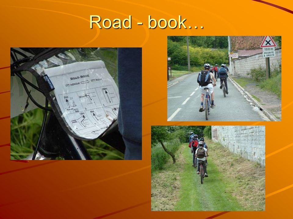 Road - book…