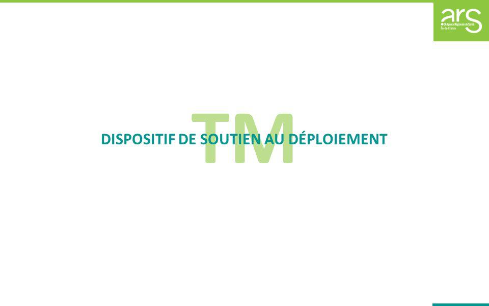 TM DISPOSITIF DE SOUTIEN AU DÉPLOIEMENT