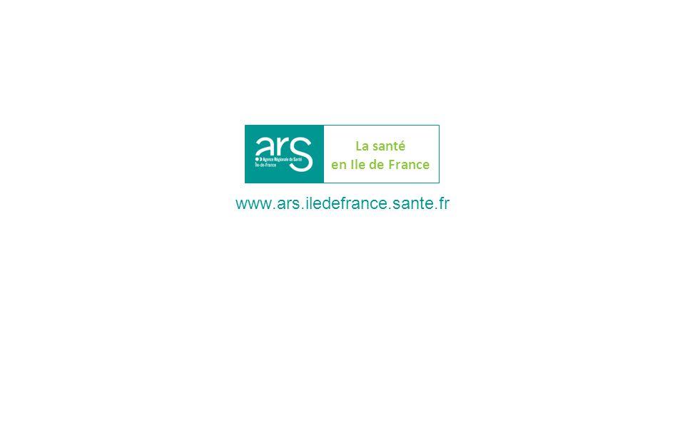 www.ars.iledefrance.sante.fr La santé en Ile de France
