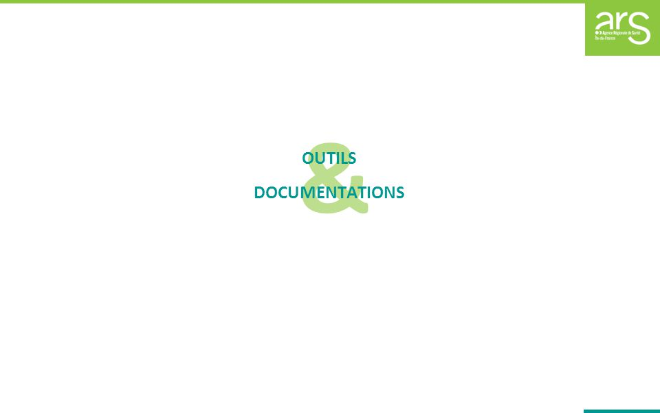 & DOCUMENTATIONS OUTILS