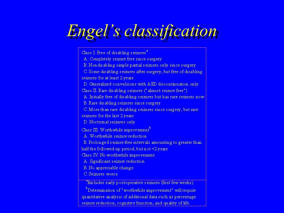 Engels classification