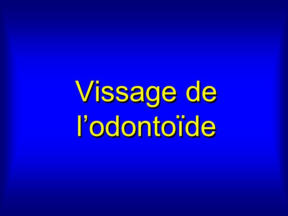 Vissage de lodontoïde