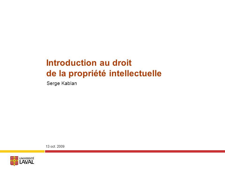 © 2004 Faculté de droit - Université Laval 13 oct.