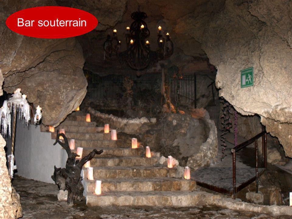 Bar souterrain