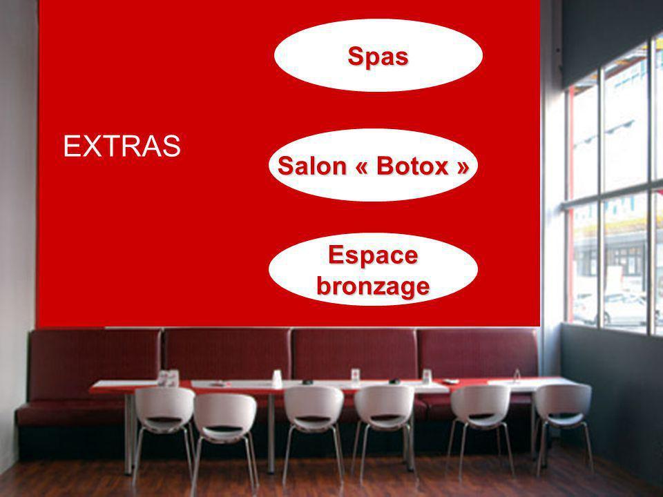 EXTRASSpas Salon « Botox » Espacebronzage